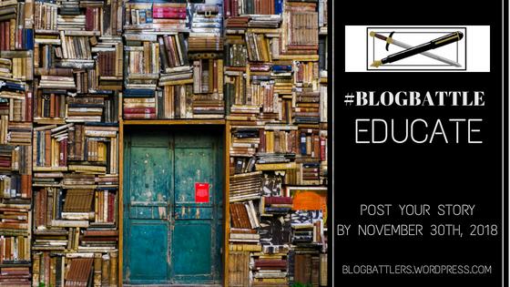 Blog Battle – Educate