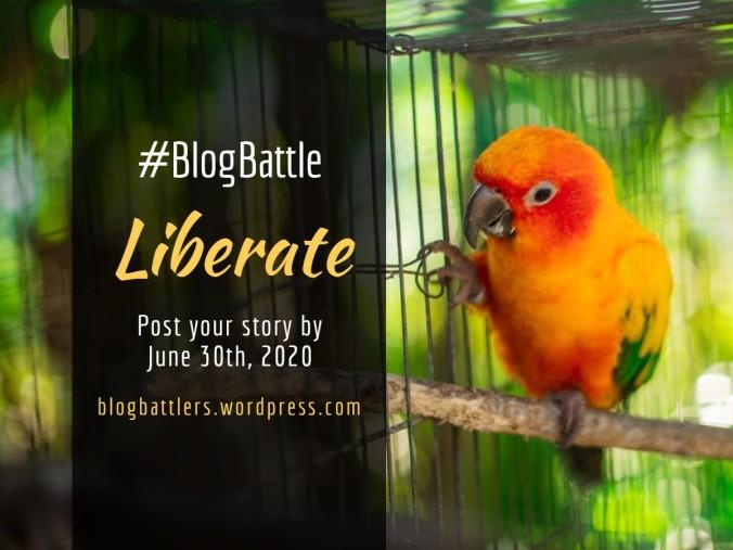 Blogbattle_LIBERATE